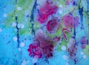 batik , Debby Bird