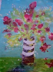 Debby Bird Batik